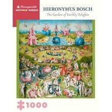 Пазл Pomegranate, 1000 элементов - И.Босх: Сад земных наслаждений