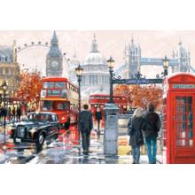 Пазл Castorland, 1000 элементов - Коллаж, Лондон