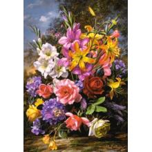 Пазл Castorland, 1000 элементов - Ваза с цветами
