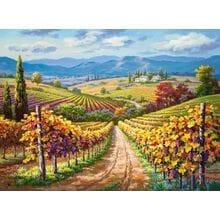 Пазл Castorland, 3000 элементов - Виноградник