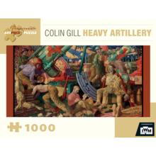 Пазл Pomegranate, 1000 элементов - Колин Гилл: Тяжелая артиллерия