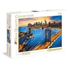 Пазл Clementoni, 3000 элементов - Нью-Йорк