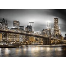 Пазл Clementoni, 1000 элементов - Ночной Нью-Йорк