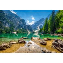 Пазл Castorland, 1000 элементов - Озеро в горах