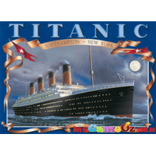 Пазл Clementoni, 1500 элементов - Титаник