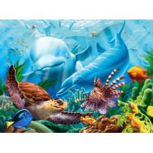 Пазл Castorland, 2000 элементов - Жизнь океана