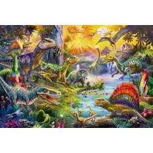 Пазл Schmidt, 60 элементов - Страна динозавров