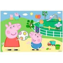 Пазл Trefl, 60 элементов - Свинка Пеппа с друзьями