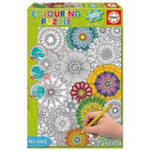 Пазл Educa, 300 элементов - Цветы