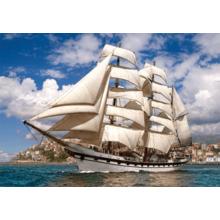 Пазл Castorland, 500 элементов - Корабль в гавани