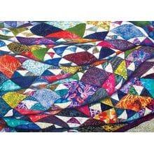 Пазл Cobble Hill, 500 элементов - Разноцветные одеяла