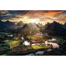 Пазл Clementoni, 2000 элементов - Китайский пейзаж