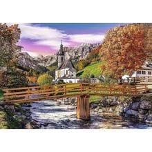 Пазл Trefl, 1000 элементов - Бавария осенью