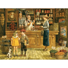 Пазл Cobble Hill, 500 элементов - Бакалейный магазин