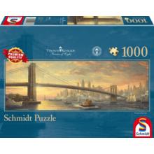 Пазл Schmidt, 1000 элементов - Томас Кинкейд: Бруклинский мост
