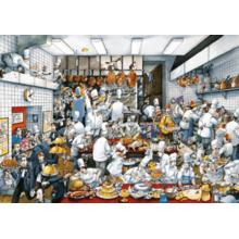 Пазл Heye, 1500 элементов - Приятного аппетита, Blachon