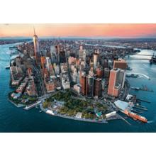 Пазл Clementoni, 1500 элементов - Нью-Йорк. Взгляд с высоты