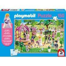 Пазл Schmidt, 150 элементов - Playmobil Свадьба