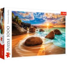 Пазл Trefl, 1000 элементов - Пляж Самудра, Индия