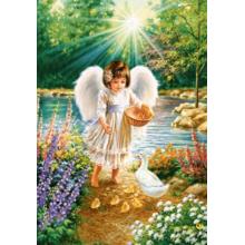 Пазл Castorland, 500 элементов - Ангельская забота