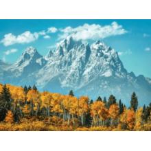 Пазл Clementoni, 500 элементов - Гранд-Титон осенью. США