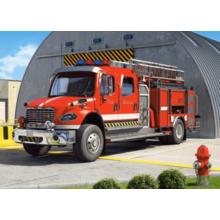 Пазл Castorland, 120 элементов - Пожарная машина