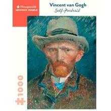 Пазл Pomegranate, 1000 элементов - Ван Гог: Автопортрет