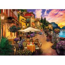Пазл Clementoni, 500 элементов - Набережная Монте Роза
