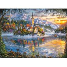 Пазл Castorland, 3000 элементов - Осеннее великолепие