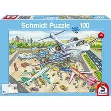 Пазл Schmidt, 100 элементов - Взлетающий самолет