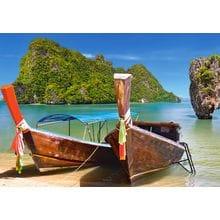 Пазл Castorland, 500 элементов - Острова. Таиланд