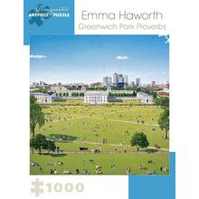 Пазл Pomegranate, 1000 элементов - Эмма Хаворт: Гринвич Парк