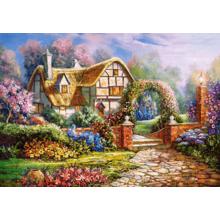Пазл Castorland, 500 элементов - Чудесный сад