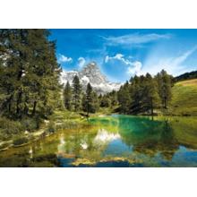 Пазл Clementoni, 1500 элементов - Лесное озеро