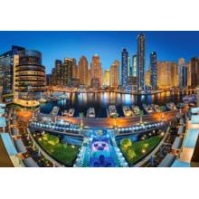 Пазл Castorland 1000 элементов - Район Марина. Дубай