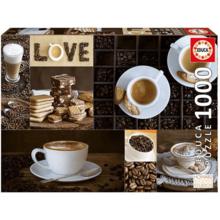 Пазл Educa, 1000 элементов - Кофе