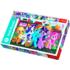 Пазл Trefl, 160 элементов - Пони на шопинге