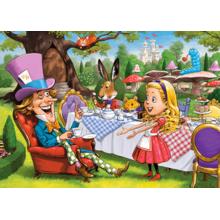 Пазл Castorland, 120 элементов - Алиса в стране чудес