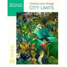 Пазл Pomegranate, 1000 элементов - Чарльз Линн Брэгг: Городские границы