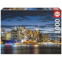 Пазл Educa, 1000 элементов - Вечерний Сидней
