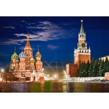 Пазл Castorland, 500 элементов - Красная площадь, Москва