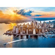 Пазл Clementoni, 500 элементов - Нью-Йорк. Манхэттен
