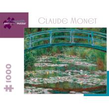 Пазл Pomegranate, 1000 элементов - Клод Моне: Японский мостик