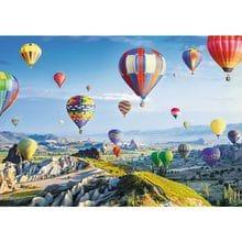 Пазл Trefl, 1000 элементов - Вид на Каппадокию