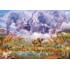 Пазл Schmidt, 1000 элементов - Животные у водопоя