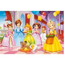 Пазл Castorland, 40 элементов - Вечеринка принцесс