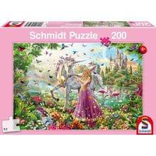 Пазл Schmidt, 200 элементов - Фея волшебного леса