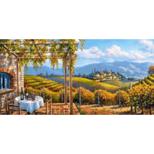 Пазл Castorland, 4000 элементов - Виноградники в деревне