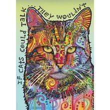 Пазл Heye, 1000 элементов - Если кошка могла бы говорить