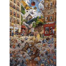 Пазл Heye, 2000 элементов - Апокалипсис, Loup